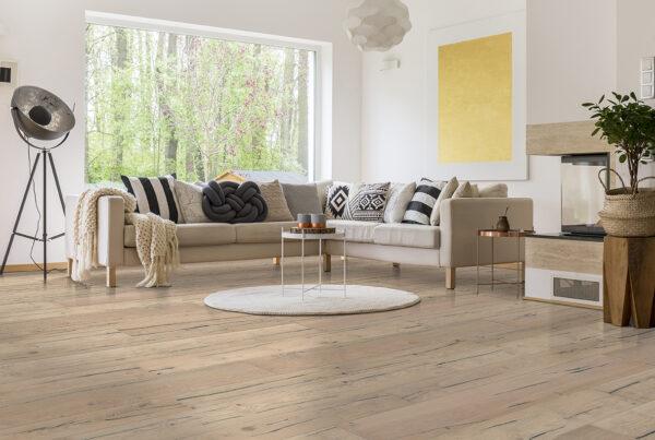 Houten vloeren versus laminaat