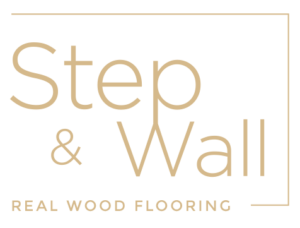 logo step wall
