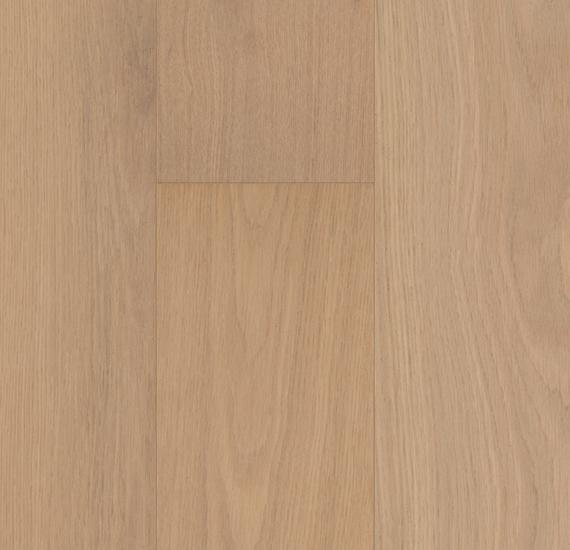 Suelo de madera roble nacar